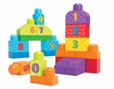 Mega Bloks First Builders 123 kostky
