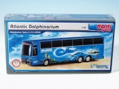 Stavebnice Vista MS 50 Atlantic Delfinarium Bus 1:48