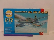 Model Messerschmitt Me 262 B-1a/U1 1:72