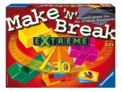 Make and Break Extreme hra - puzzle