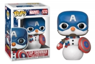 Funko POP Marvel: Holiday S2 - Capt America