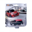 Polistil Mini Cooper Slot car 1:43 Black