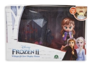 Frozen 2: display set svítící mini panenka - Anna