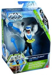 Max Steel TÝMOVÉ FIGURKY DELUXE