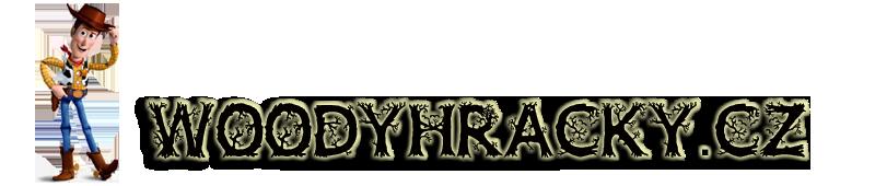 logo Woody Hračky